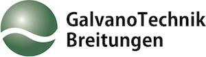 GalvanoTechnik Breitungen Logo+Text